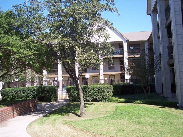 218 N Texas Boulevard #109, Denton, TX 76201 (MLS #13964649) :: Kimberly Davis & Associates