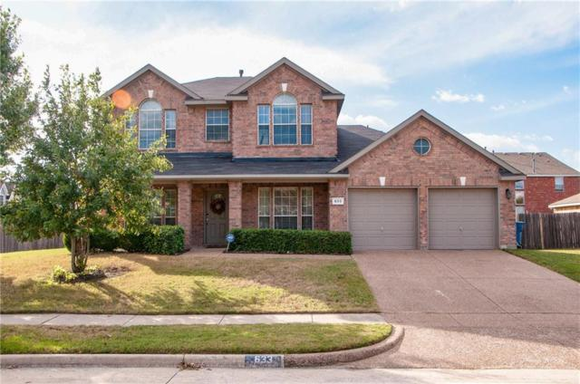633 Daisy Drive, Desoto, TX 75115 (MLS #13964696) :: The Chad Smith Team
