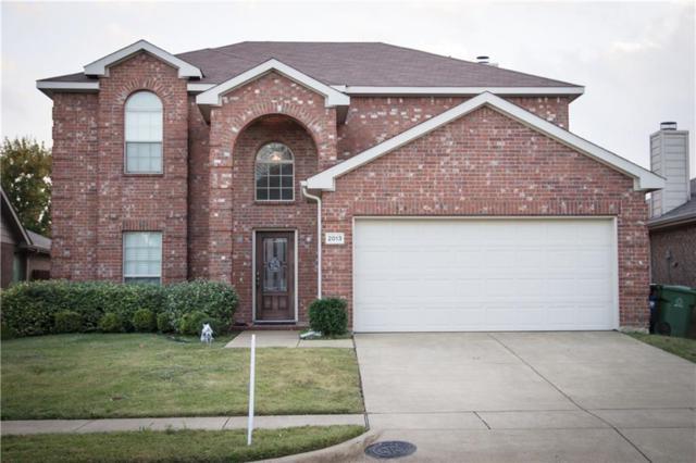 2013 Davy Crockett, Forney, TX 75126 (MLS #13964703) :: The Real Estate Station