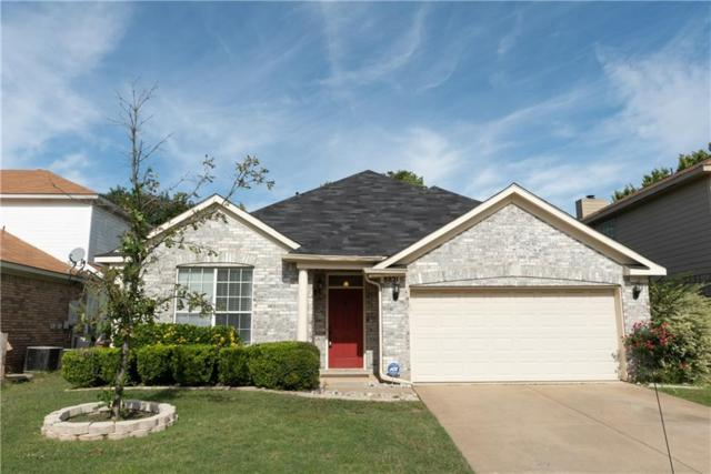 8821 Pedernales Trail, Fort Worth, TX 76118 (MLS #13964799) :: RE/MAX Town & Country