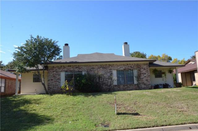 5206 Wild West Drive, Arlington, TX 76017 (MLS #13964833) :: RE/MAX Town & Country