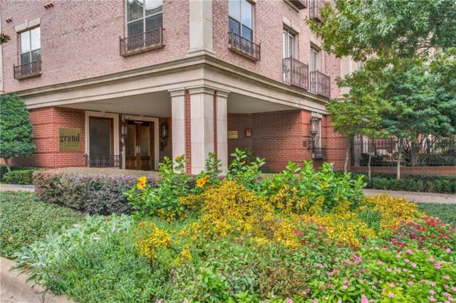3303 Blackburn Street #103, Dallas, TX 75204 (MLS #13964900) :: The Heyl Group at Keller Williams