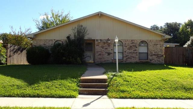 306 Ivy Way, Garland, TX 75043 (MLS #13964924) :: RE/MAX Town & Country