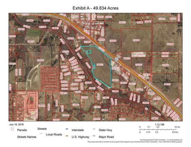 TBD Hwy 287 Highway, Midlothian, TX 76065 (MLS #13964995) :: The Kimberly Davis Group