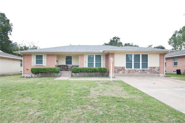 2505 Morningside Drive, Garland, TX 75041 (MLS #13965183) :: Magnolia Realty