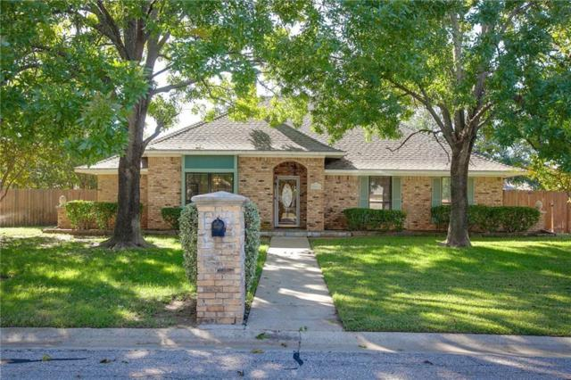 206 Camden Drive, Highland Village, TX 75077 (MLS #13965220) :: RE/MAX Town & Country