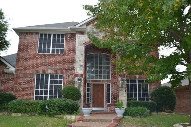 1518 Warm Springs Drive, Allen, TX 75002 (MLS #13965221) :: RE/MAX Town & Country