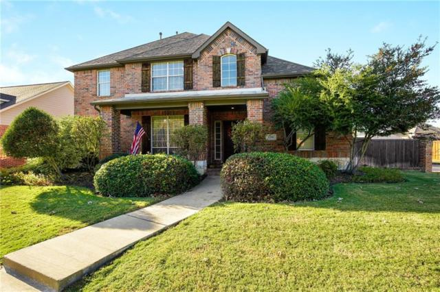 1206 King Bors Lane, Lewisville, TX 75056 (MLS #13965286) :: RE/MAX Landmark