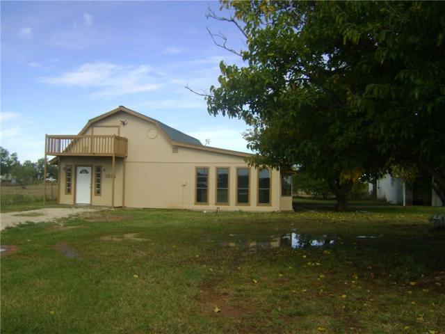 3656 County Road 458, Hawley, TX 79525 (MLS #13965315) :: The Tonya Harbin Team