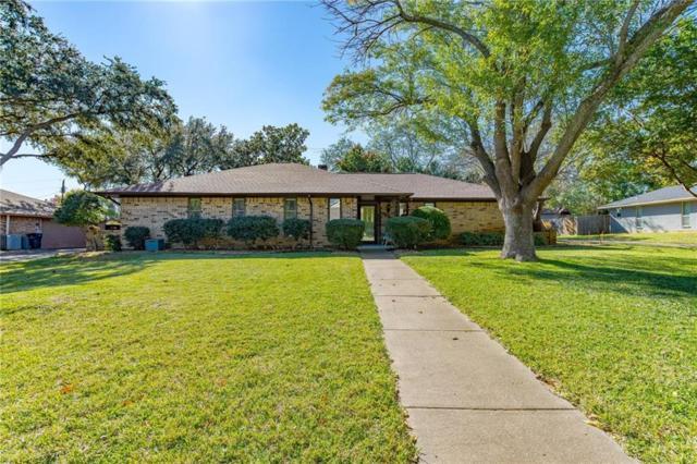 214 Sandero Drive, Highland Village, TX 75077 (MLS #13965353) :: Baldree Home Team