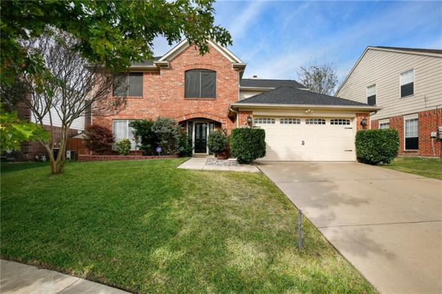 5405 Crater Lake Drive, Fort Worth, TX 76137 (MLS #13965533) :: The Chad Smith Team