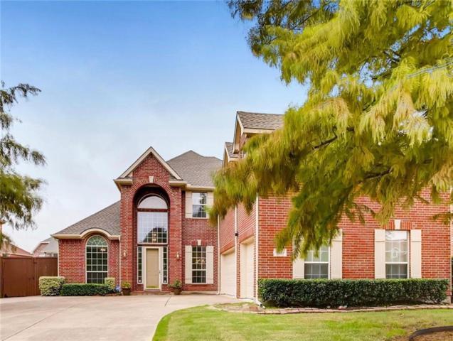 9609 Peach Tree Lane, Rowlett, TX 75089 (MLS #13965557) :: Kimberly Davis & Associates