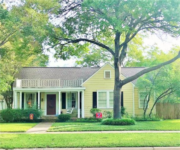 300 N Preston Street, Ennis, TX 75119 (MLS #13965579) :: RE/MAX Landmark
