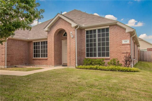 511 Dover Park Trail, Mansfield, TX 76063 (MLS #13965633) :: The Tierny Jordan Network