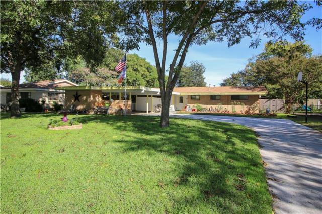 1207 Park Center Street, Benbrook, TX 76126 (MLS #13965645) :: RE/MAX Town & Country