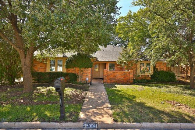 3041 Gilmer Avenue, Abilene, TX 79606 (MLS #13965692) :: North Texas Team | RE/MAX Lifestyle Property