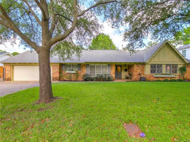 4324 Selkirk Drive W, Fort Worth, TX 76109 (MLS #13965744) :: RE/MAX Town & Country
