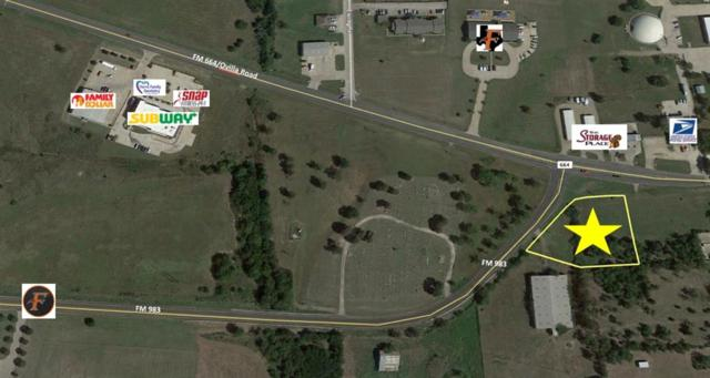 Lot 1 Fm 664, Ferris, TX 75125 (MLS #13965858) :: The Mitchell Group