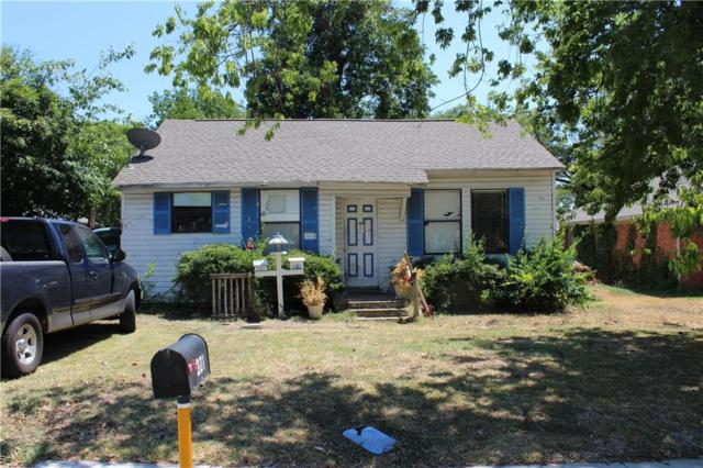 301 W Brown Street, Wylie, TX 75098 (MLS #13965894) :: RE/MAX Town & Country