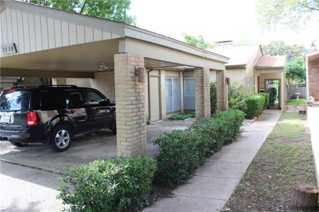 1518 El Camino Real, Euless, TX 76040 (MLS #13965909) :: The Holman Group