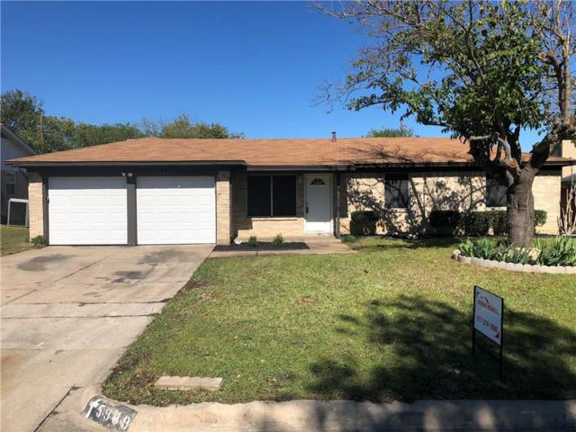 5909 Saramac Drive, Watauga, TX 76148 (MLS #13965922) :: Magnolia Realty