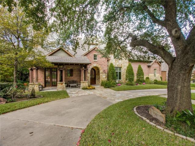 7541 Mason Dells Drive, Dallas, TX 75230 (MLS #13966048) :: RE/MAX Pinnacle Group REALTORS