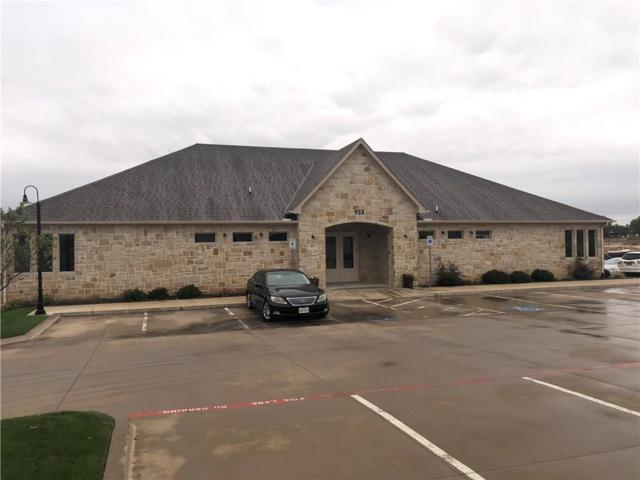 953 Hilltop Drive, Weatherford, TX 76086 (MLS #13966120) :: The Heyl Group at Keller Williams
