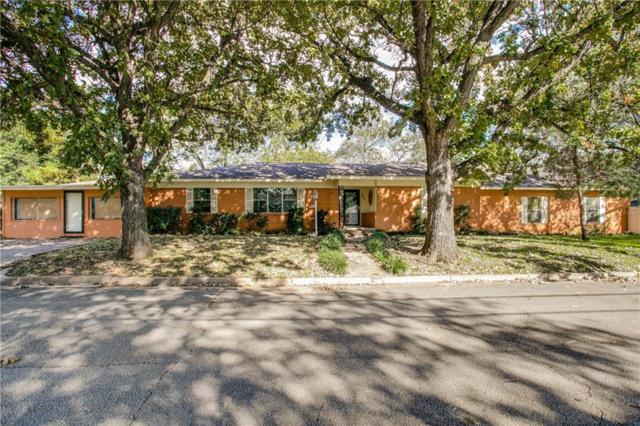 201 S Pendell Avenue, Cleburne, TX 76033 (MLS #13966258) :: RE/MAX Pinnacle Group REALTORS