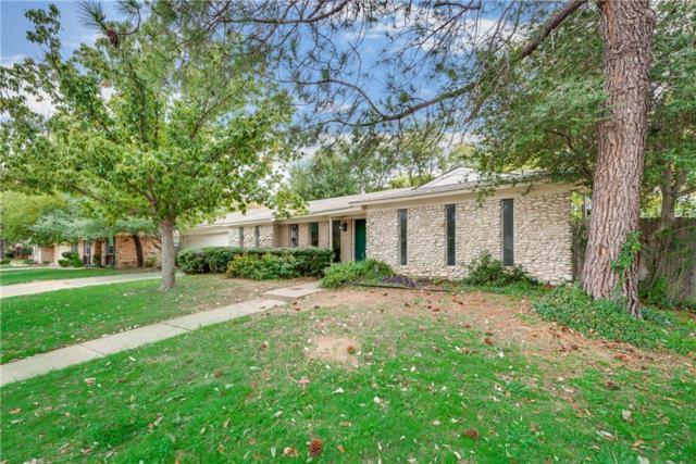 808 Overhill Drive, Hurst, TX 76053 (MLS #13966291) :: The Holman Group
