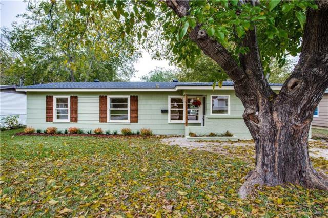 3633 Oakwood Street, Haltom City, TX 76117 (MLS #13966302) :: RE/MAX Town & Country