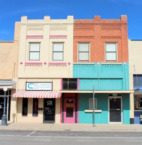 408 N 1st Street, Haskell, TX 79521 (MLS #13966306) :: The Hornburg Real Estate Group