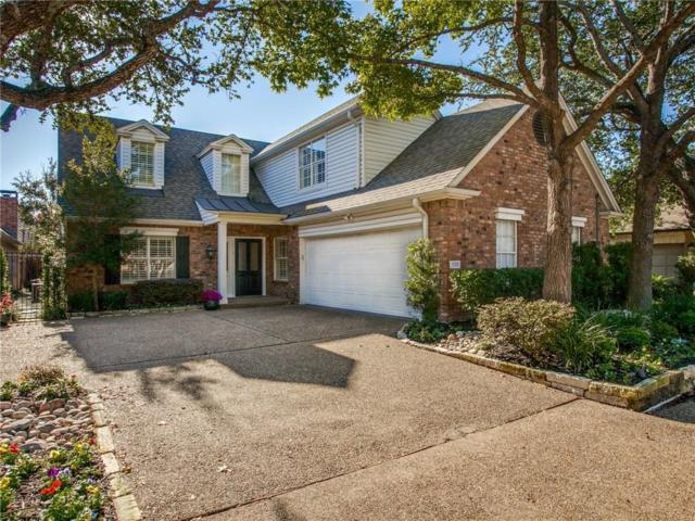 1520 Waterside Court, Dallas, TX 75218 (MLS #13966330) :: RE/MAX Town & Country