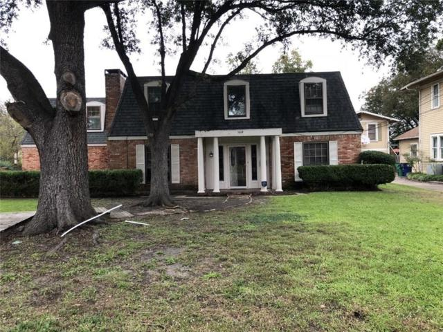1618 Park Street, Greenville, TX 75401 (MLS #13966432) :: RE/MAX Town & Country