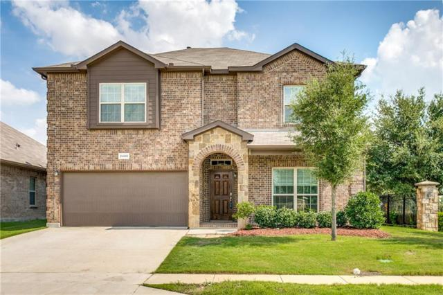 2400 Silverthorn Court, Fort Worth, TX 76177 (MLS #13966465) :: RE/MAX Town & Country