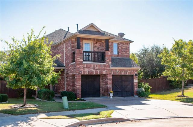 1384 Cog Hill Drive, Fort Worth, TX 76120 (MLS #13966496) :: RE/MAX Town & Country