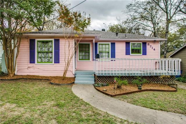 8714 San Benito Way, Dallas, TX 75218 (MLS #13966561) :: Magnolia Realty