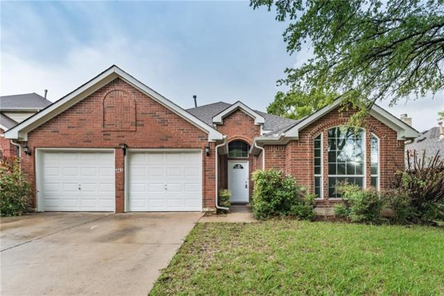 4721 N Cascades Street, Fort Worth, TX 76137 (MLS #13966565) :: The Chad Smith Team