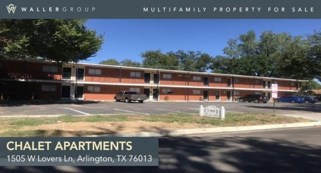 1505 W Lovers Lane, Arlington, TX 76013 (MLS #13966621) :: Magnolia Realty