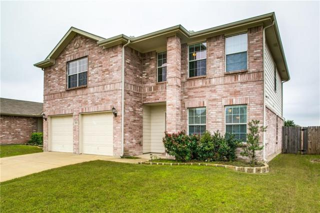 2016 Valley Forge Trail, Fort Worth, TX 76177 (MLS #13966649) :: RE/MAX Town & Country