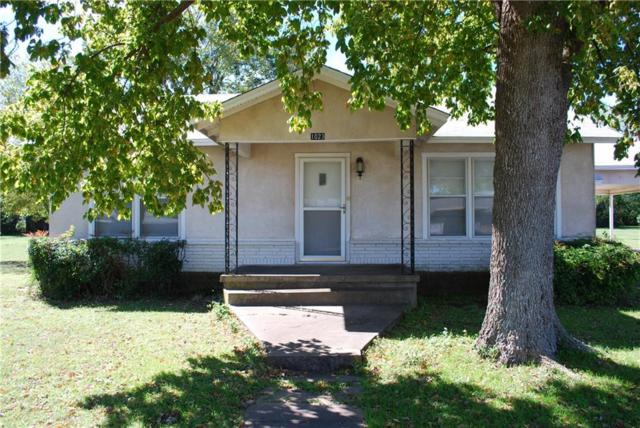 1023 S Jackson Street, Mc Gregor, TX 76657 (MLS #13966661) :: RE/MAX Town & Country