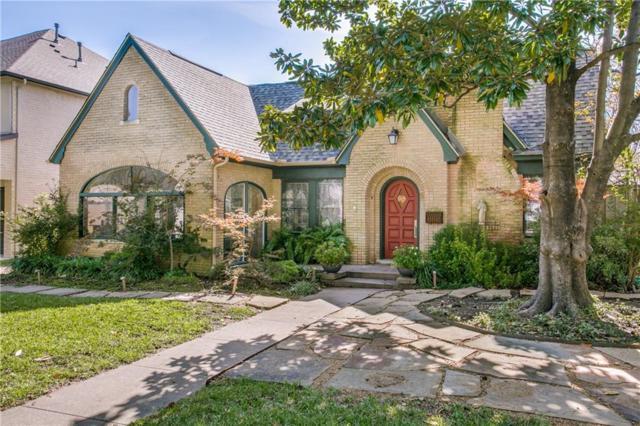 6828 Casa Loma Avenue, Dallas, TX 75214 (MLS #13966664) :: Magnolia Realty