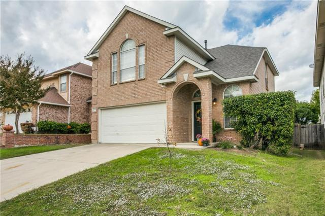 4909 Lodgepole Lane, Fort Worth, TX 76137 (MLS #13966673) :: The Chad Smith Team