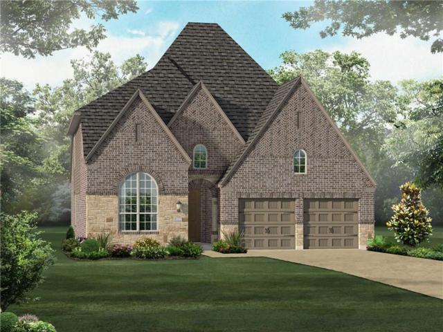 2016 Hubbard Park Lane, Prosper, TX 75078 (MLS #13966843) :: The Real Estate Station