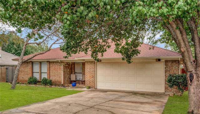 721 Owens Drive, Crowley, TX 76036 (MLS #13966860) :: RE/MAX Pinnacle Group REALTORS