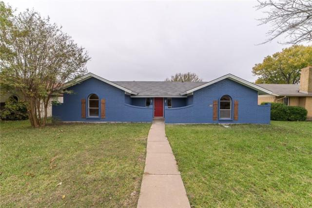1222 Misty Way, Garland, TX 75040 (MLS #13966905) :: RE/MAX Town & Country