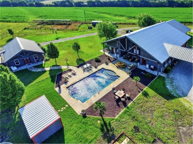 411 Pennell Road, Sherman, TX 75090 (MLS #13966922) :: Baldree Home Team