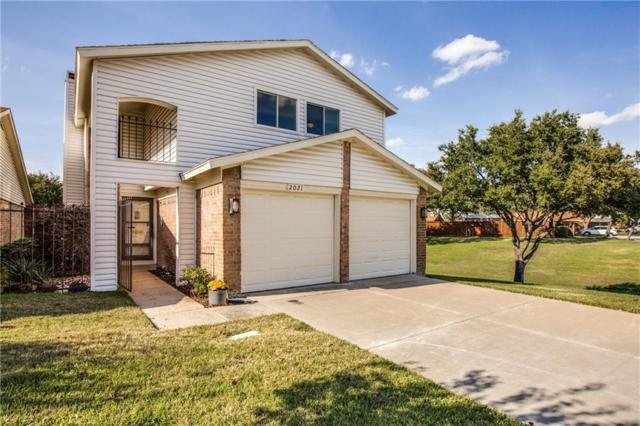 2021 Via Miramonte, Carrollton, TX 75006 (MLS #13966963) :: RE/MAX Town & Country