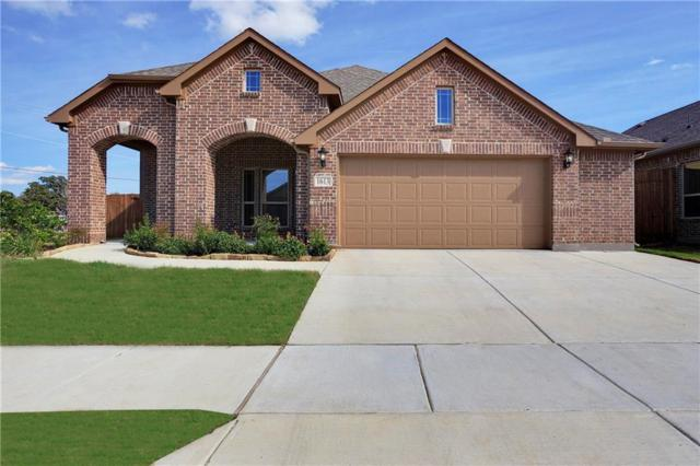 1613 Clayton Lane, Aubrey, TX 76227 (MLS #13967018) :: Vibrant Real Estate