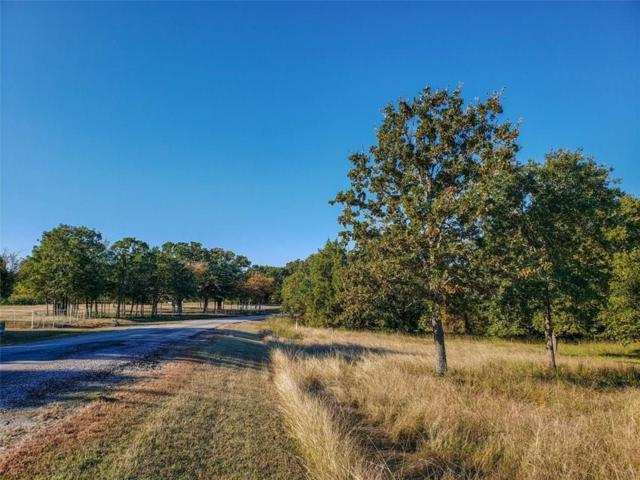 Lot 32 Jackson Circle, Kerens, TX 75144 (MLS #13967043) :: The Chad Smith Team