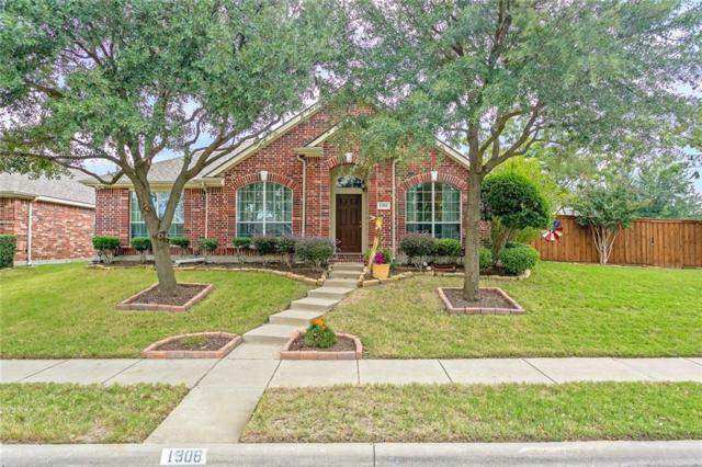 1306 Hazelwood Drive, Allen, TX 75002 (MLS #13967143) :: RE/MAX Pinnacle Group REALTORS